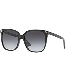 Sunglasses, GG0022S