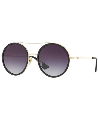 b452dc13ed Gucci Sunglasses For Women - Macy s