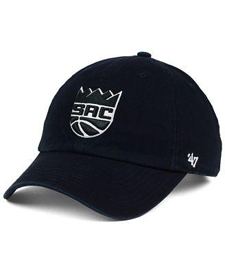 '47 Brand Sacramento Kings Clean Up Cap