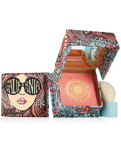 Benefit Cosmetics Box O' Powder GALifornia Blush