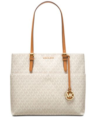 MICHAEL Michael Kors Signature Bedford Large Pocket Tote