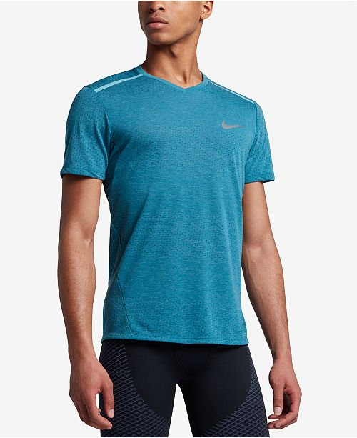 7ab923a2 Nike Men's Breathe Tailwind Running Top & Reviews - T-Shirts - Men ...