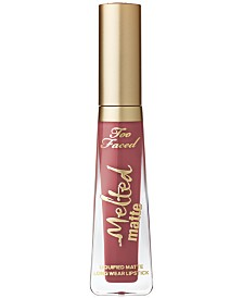 Too Faced Melted Matte Liquid Lipstick