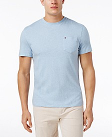 Men's Tommy Crew Neck Pocket T-Shirt
