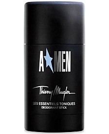 MUGLER Men's A*MEN Deodorant Stick, 2.7 oz