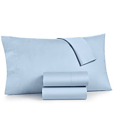 LAST ACT! Dream Science by Martha Stewart Collection Allergy Sleep System 4-Pc King Sheet Set, 350 Thread Count 100% Cotton, AAFA Certified, Created for Macy's