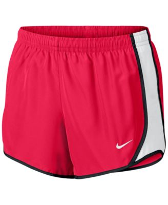 Image of Nike Big Girls Dri-FIT Dry Tempo Running Shorts