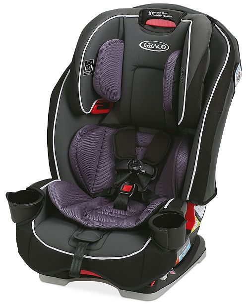Slimfit All In One Convertible Car Seat
