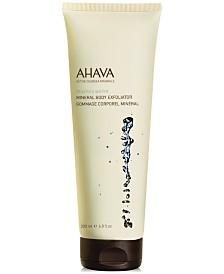 Ahava Mineral Body Exfoliator