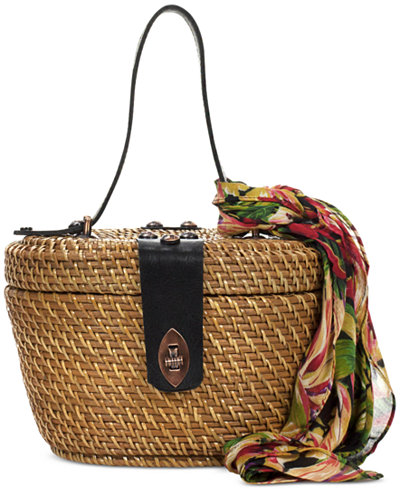 Patricia Nash Caselle Small Basket Bag