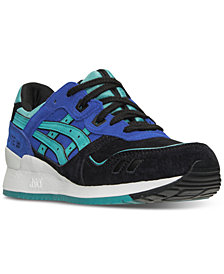 Asics Tiger Women's GEL-Lyte III Casual Sneakers from Finish Line