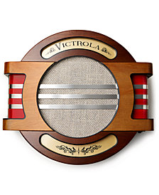 Victrola Wall-Mounted Bluetooth Speaker