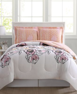 meghan reversible comforter mini sets