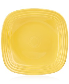 Fiesta Sunflower Square Dinner Plate