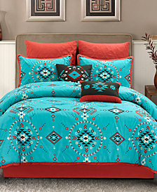CLOSEOUT! Tobi 8-Pc. Comforter Sets