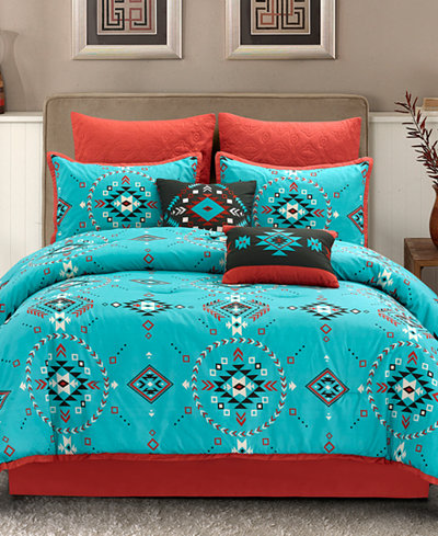 CLOSEOUT! Tobi 8-Pc. Comforter Sets