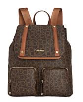 Calvin Klein Hudson Cargo Signature Backpack d49a3ceb2d4f0