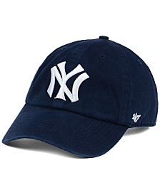 '47 Brand New York Yankees Cooperstown CLEAN UP Cap