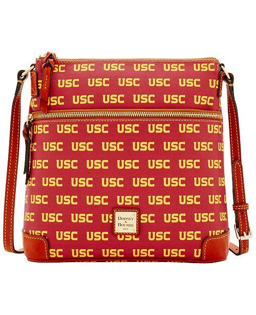 Dooney   Bourke USC Trojans Crossbody Purse - Sports Fan Shop By ... 5e0cf05673