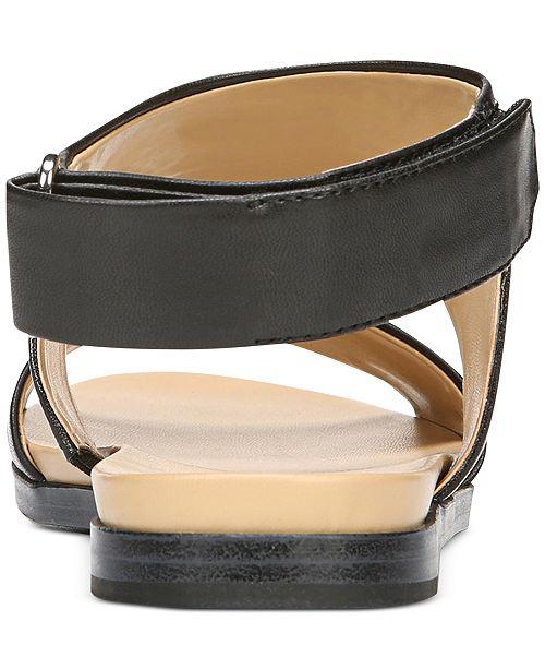 9801531bac18 Naturalizer Kimono Flat Sandals   Reviews - Sandals   Flip Flops ...