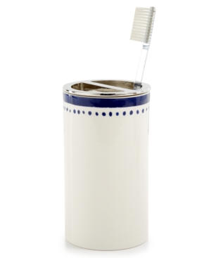 Image of Kate Spade New York Charlotte Street Toothbrush Holder Bedding