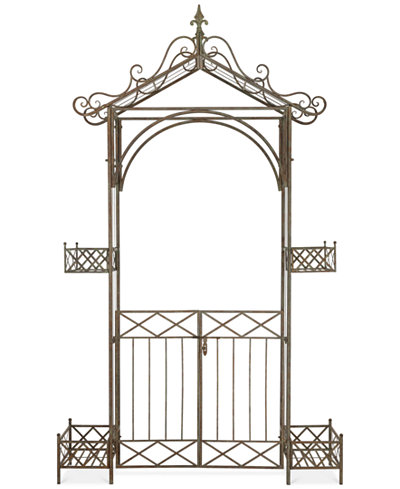 Warrell Outdoor Arch, Quick Ship