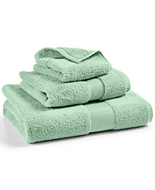 CLOSEOUT! Hotel Collection Premier MicroCotton Wash Towel, Created for Macy's