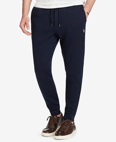 Polo Ralph Lauren Men S Double Knit Joggers Pants Men
