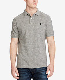 Polo Ralph Lauren Men's Classic-Fit Cotton Mesh Polo