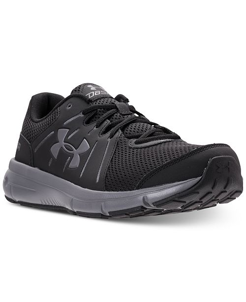 half off b7904 ebe82 Under Armour Men's Dash RN 2 Running Sneakers from Finish ...