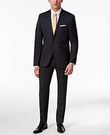 Lauren Ralph Lauren Solid Total Stretch Slim-Fit Suit Separates
