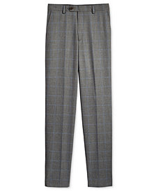 Lauren Ralph Lauren Windowpane Pants, Big Boys