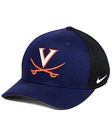 Nike Virginia Cavaliers Aero Bill Mesh Swooshflex Cap