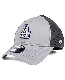 New Era Los Angeles Dodgers Greyed Out Neo 39THIRTY Cap