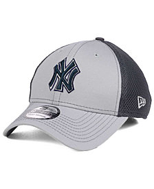 05296cea406 New Era New York Yankees Greyed Out Neo 39THIRTY Cap