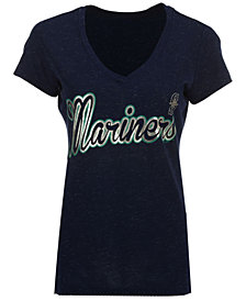 G-III Sports Women's Seattle Mariners Breakaway T-Shirt