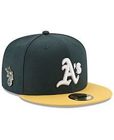 New Era Oakland Athletics Pintastic 59FIFTY Cap