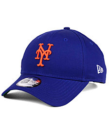 New Era New York Mets Banner Patch 9FORTY Cap