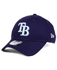 New Era Tampa Bay Rays Banner Patch 9FORTY Cap