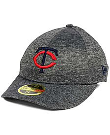 New Era Minnesota Twins Shadowed Low Profile 59FIFTY Cap