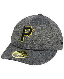 New Era Pittsburgh Pirates Shadowed Low Profile 59FIFTY Cap