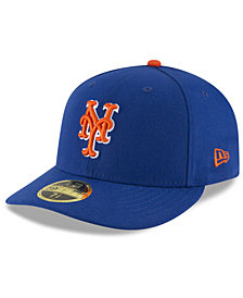 New Era New York Mets Low Profile AC Performance 59FIFTY Cap