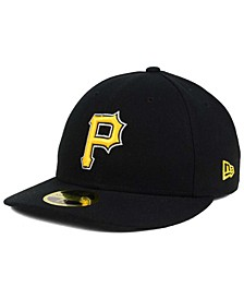 Pittsburgh Pirates Low Profile AC Performance 59FIFTY Cap