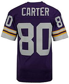 Mitchell & Ness Men's Cris Carter Minnesota Vikings Replica Throwback Jersey