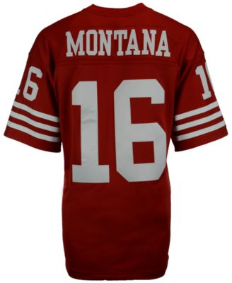 joe montana toddler jersey