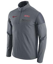 Nike Men's Cleveland Indians Half-Zip Elite Pullover