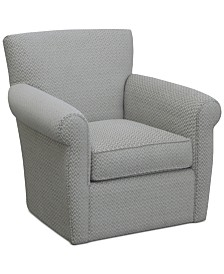 Doss II Fabric Accent Chair