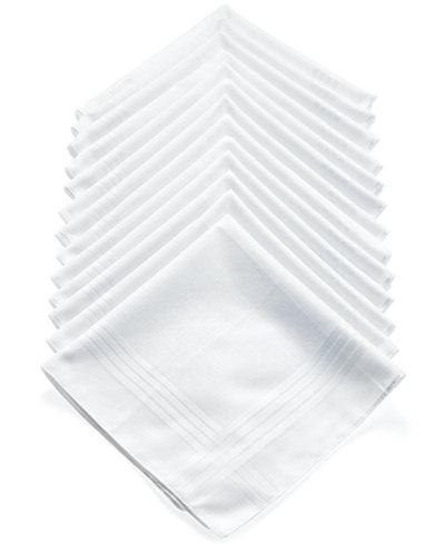 Club Room Handkerchiefs, 13 Pack