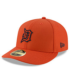New Era Detroit Tigers Batting Practice Diamond Era Low Profile 59FIFTY Cap