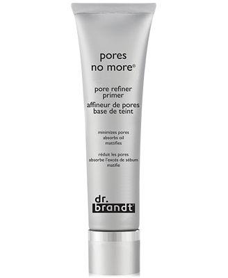 dr. brandt Pores No More Pore Refiner Primer, 15 ml (Travel Size)